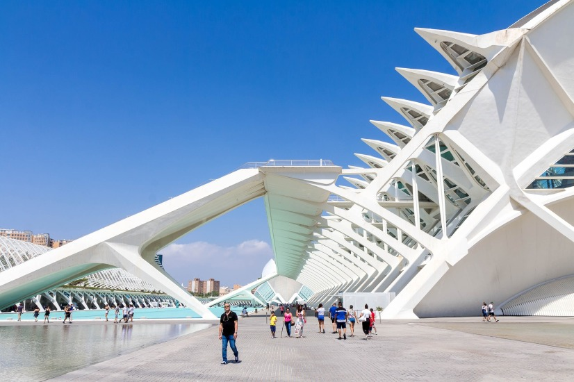 The Top 10 Must Attractions In Valencia Surprising Valencia
